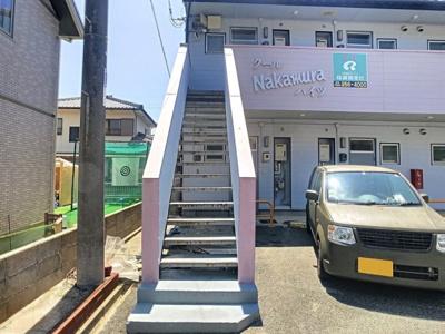 【駐車場】クールハイツナカムラ