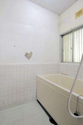 【浴室】ほーれん荘