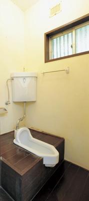 【トイレ】ほーれん荘