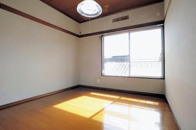 【洋室】ほーれん荘