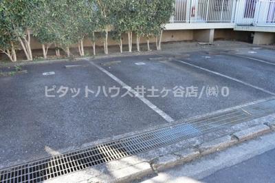 【駐車場】ドミール南