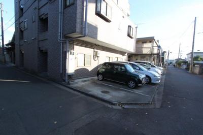 【駐車場】チェリーロード