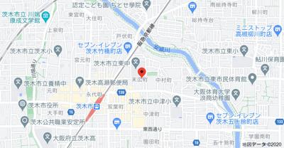 【地図】西尾文化