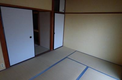 【寝室】西尾文化