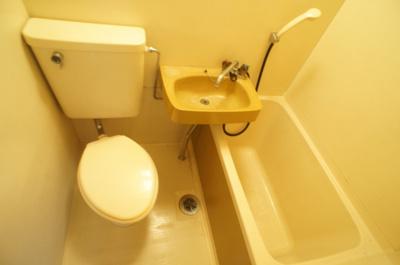 【トイレ】クロワートハイツ