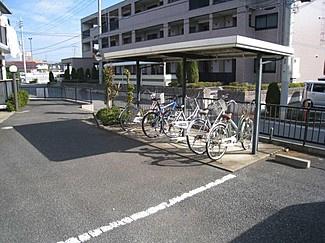 【駐車場】ベルテ伊藤D棟