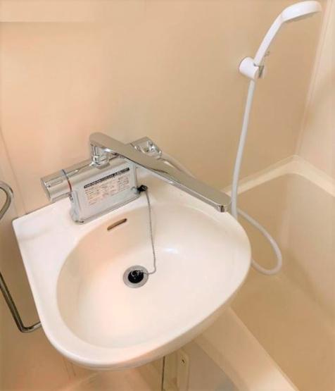3点ユニット式バスルーム