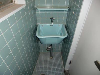 【浴室】ファッションビル