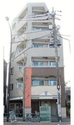 【外観】プレール荻窪弐番館