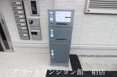 【その他共用部分】(仮)柏市花野井PJ C棟
