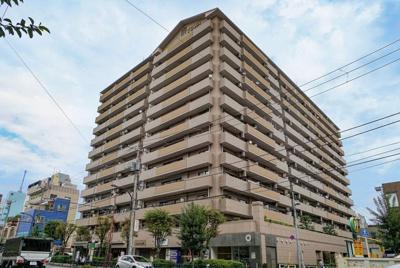 【外観】墨田区菊川3丁目 区分店舗事務所
