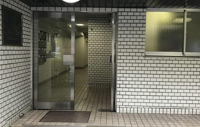 【エントランス】日興パレス日本橋