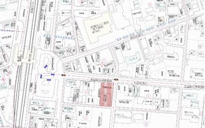 【地図】新世紀観光第一ビル