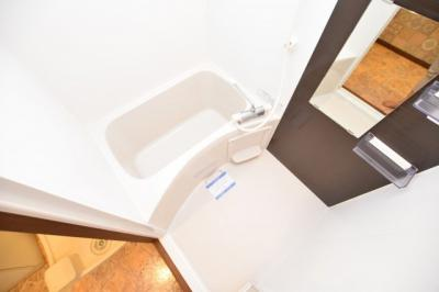 【浴室】ウインズコート都島