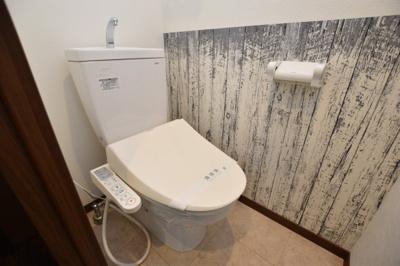 【トイレ】ウインズコート都島