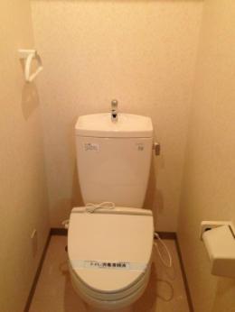 【トイレ】ポプラハウス(ポプラハウス)