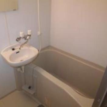【浴室】ポプラハウス(ポプラハウス)