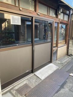 【玄関】寺町通り蛸薬師店舗