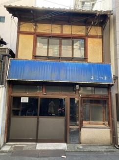 【外観】寺町通り蛸薬師店舗