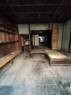 【内装】寺町通り蛸薬師店舗