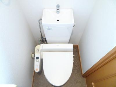 【トイレ】アーバヒルズ桜上水