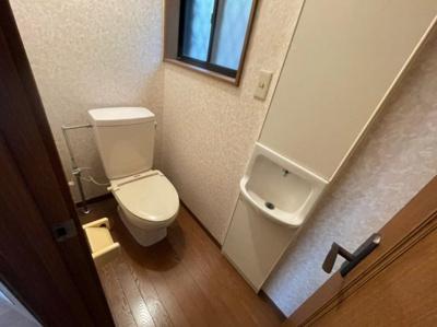 【トイレ】千代が丘2丁目戸建