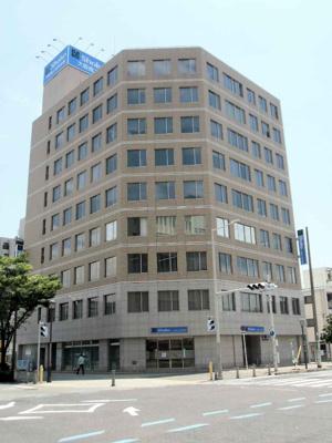 【外観】市之町東 27坪 事務所4階 室内改装済み!堺インターからもすぐ!