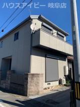 茜部大野 中古住宅 築20年 積水ハウス施工のお家です。住環境の整った茜部、お車スペースは1台ですの画像