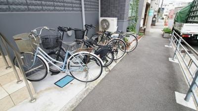 【駐車場】ハイム森ノ宮