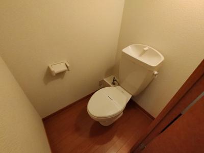 【トイレ】レオパレスサンモールⅡ
