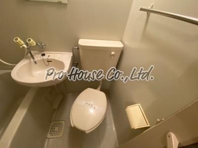 【浴室】フォーレスト・ナミキ