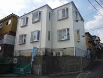 厚木市三田一棟アパートの画像
