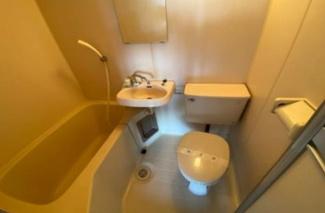 【浴室】厚木市三田一棟アパート