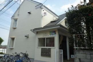 【外観】厚木市三田一棟アパート