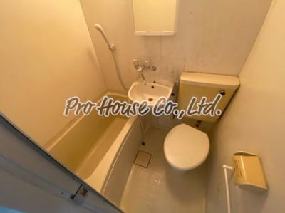 【浴室】ヴィラ武蔵野