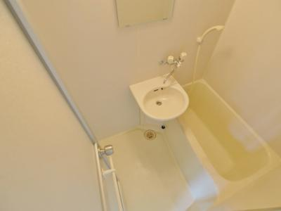 【浴室】平岩ビル