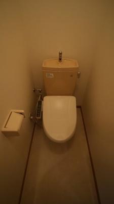 【トイレ】ドゥエリング上汐