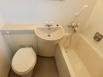 【浴室】アパルトマン堀切No.3