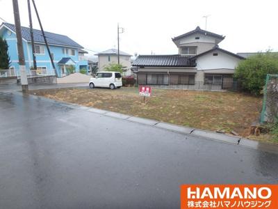 【外観】笠間市大田町土地