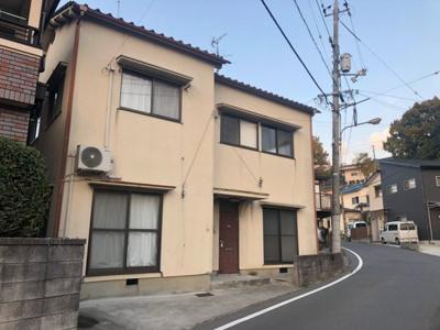 【外観】土井貸家(みくまり2丁目)