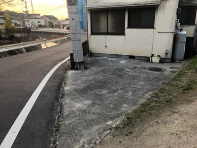 【駐車場】土井貸家(みくまり2丁目)