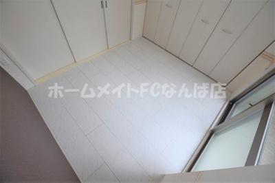 【寝室】ファヴール南堀江