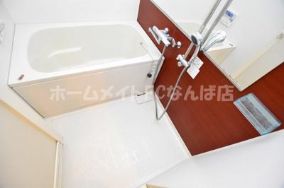 【浴室】ファヴール南堀江