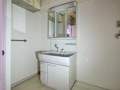 【洗面所】CO-OP下関南部町マンション 801号室