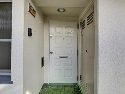 【玄関】CO-OP下関南部町マンション 801号室