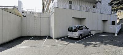 【駐車場】CO-OP下関南部町マンション 801号室