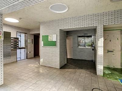 【エントランス】CO-OP下関南部町マンション 801号室