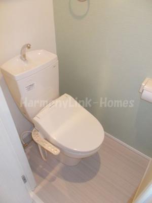 ハーモニーテラス豊玉北のトイレ