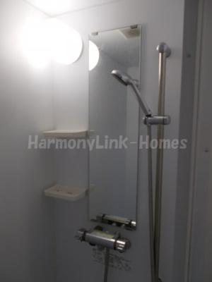 ハーモニーテラス豊玉北のシャワールーム