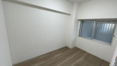 個人の部屋や寝室として使える洋室です。
